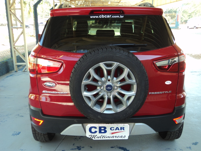 FORD - ECOSPORT  FREESTYLE 1.6 - 2013/2014