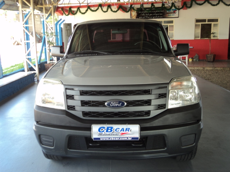 FORD - RANGER XL 4X4 MANUAL - 6 LUGARES - 2011/2011