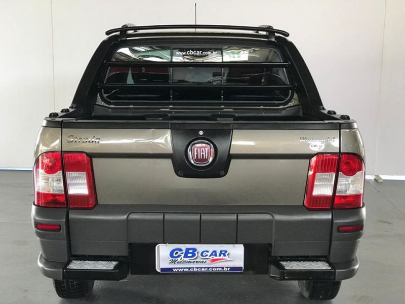 FIAT - STRADA WORKING CD - 2010/2011