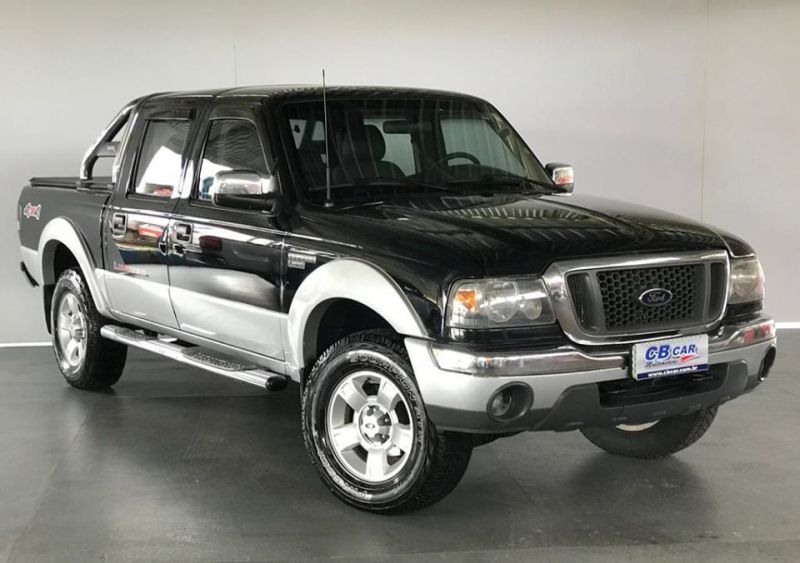 FORD   RANGER LIMITED MANUAL (2005/2005)   Consulte