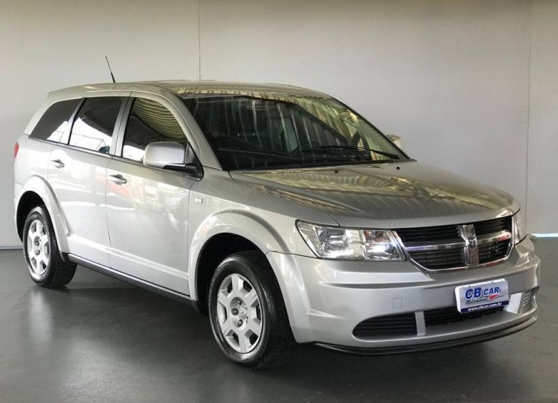 DODGE   JOURNEY 2.7 SE V6 AUT. (2010/2010)   Consulte