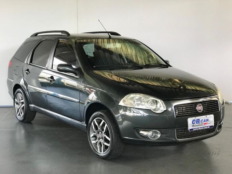 FIAT   PALIO WEEKEND ELX (2008/2009)   Consulte