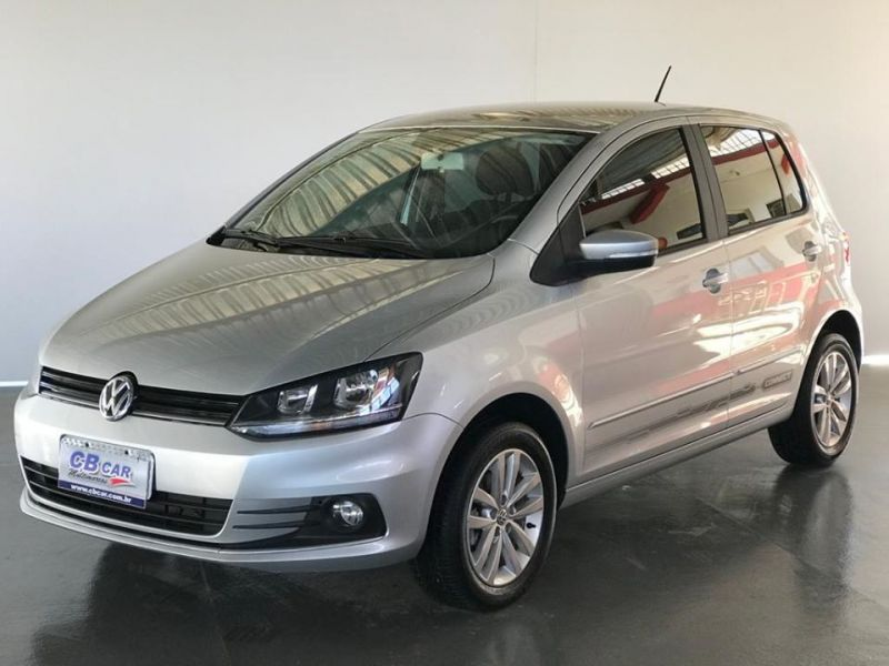 VOLKSWAGEN - FOX 1.6 CONNECT - 2018/2019