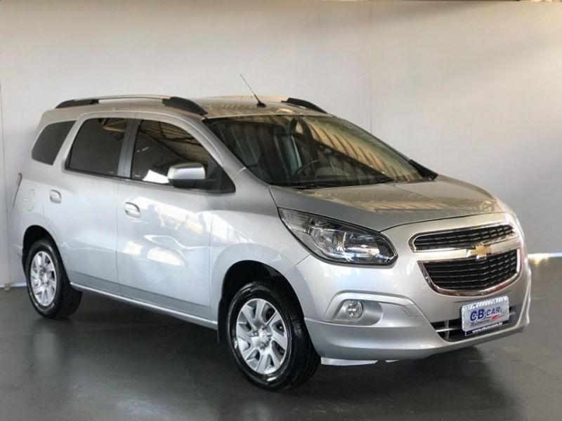 CHEVROLET   SPIN LTZ AT. 7 LUGARES (2014/2015)   Consulte